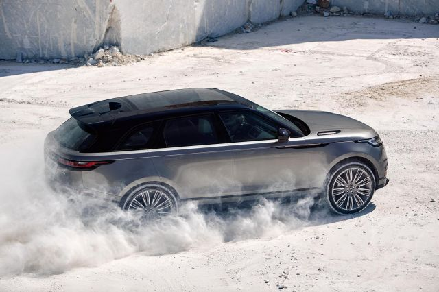 A Brand New Range Rover Added to The Lineup. Introducing, the Velar.