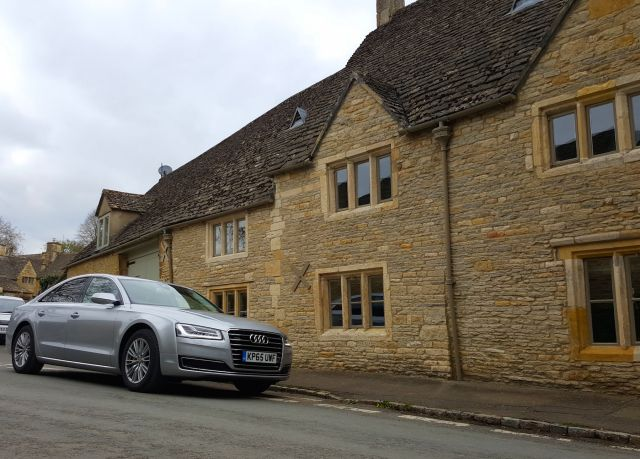 A Weekend With... The Audi A8