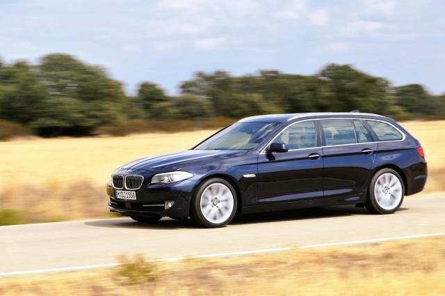 BMW 5 Series Touring Finance