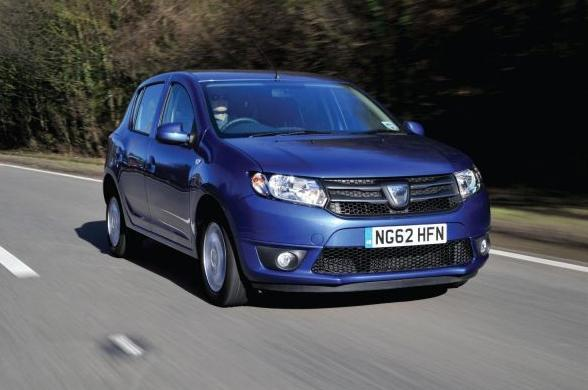 Dacia Sandero is 'Small Hatchback of the Year'
