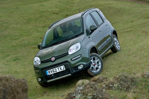 New Fiat Panda 4x4 – The Award Winning 4x4
