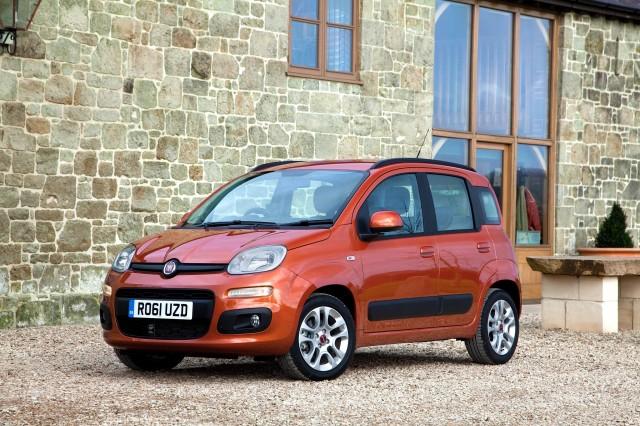 Fiat Panda Pop from £99 per month