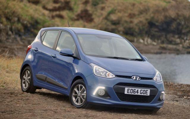 Forecourt Update: Hyundai i10 S