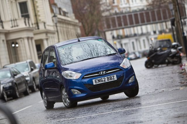 Hyundai i10 Style 0% Interest Finance