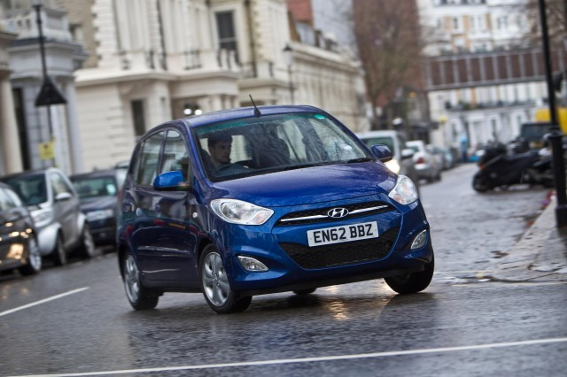 Hyundai i10 Style 1.2 From £129 Per Month