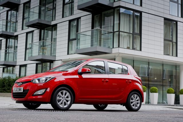 Hyundai i20 Style 1.2 0% APR Finance