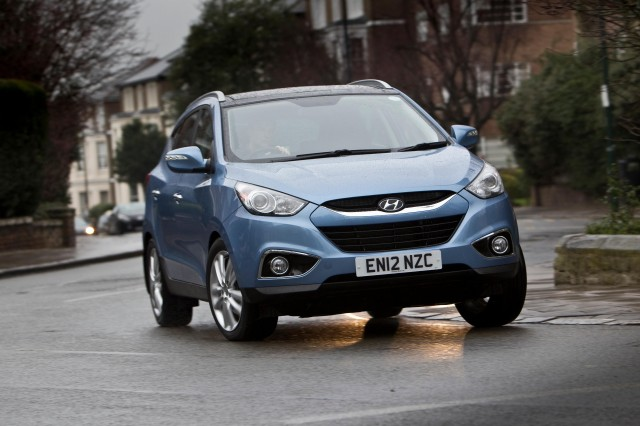 Hyundai ix35 Style 1.6 GDi 2WD 0% Finance