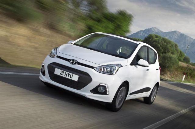 Forecourt Update: New Hyundai i10 Premium SE