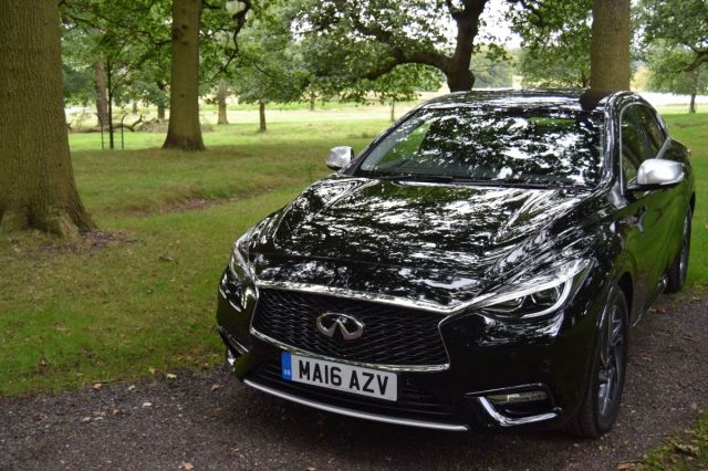 7 Reasons You Need To Buy An Infiniti Q30