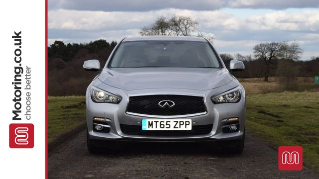 10 Things You Need to Know About the Infiniti Q50