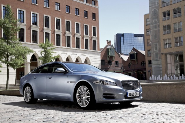 Jaguar XJ on 0% Finance Offer