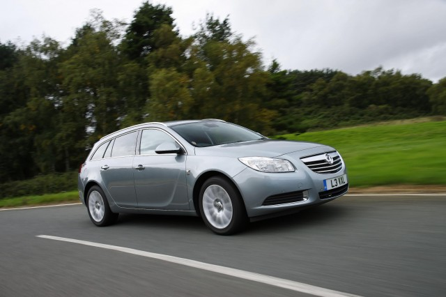 New Additions to the Vauxhall Insignia Range