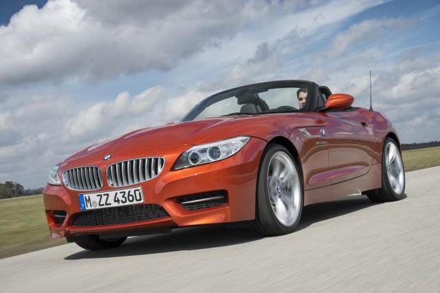 New BMW Z4 arrives
