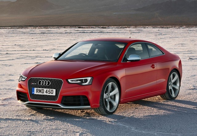 New generation Audi RS5 Coupe opens for orders this week