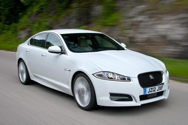 New Jaguar XF on 0% APR