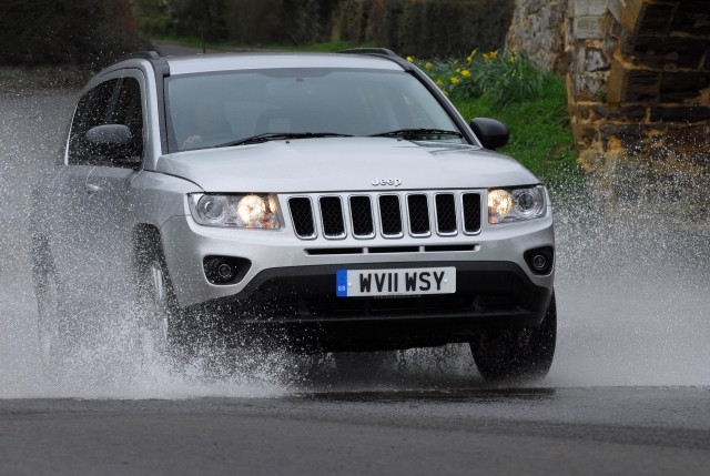 New Jeep Compass from £199 per month