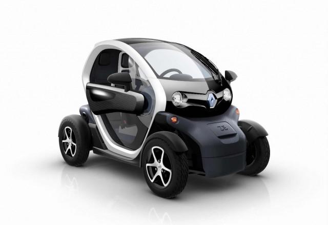New Renault Twizy