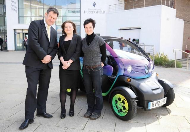 New Renault Twizy Rainbow