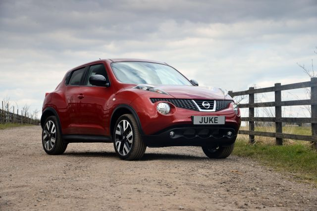 Nissan Juke Tekna 1.6 2WD 0% Finance