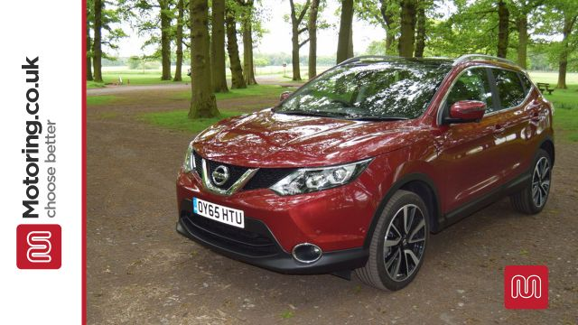 8 Things You Should Know About The Nissan Qashqai