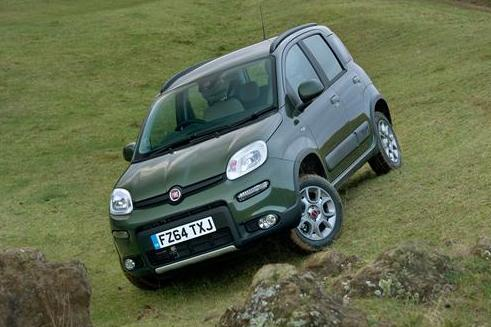 Fiat Panda 4x4 Claims Tow Car Award