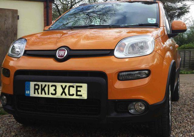 Fiat Panda Trekking Review