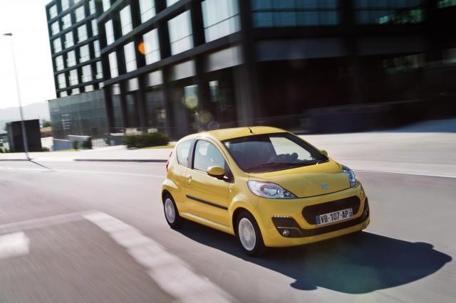 Peugeot 107 Active 1.0 Offer