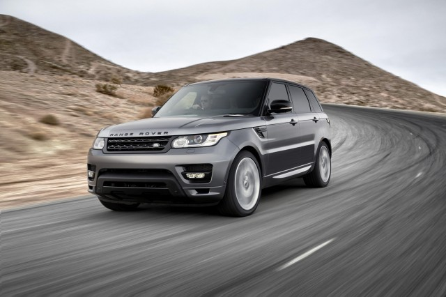 Prices revealed for the new Range Rover Sport
