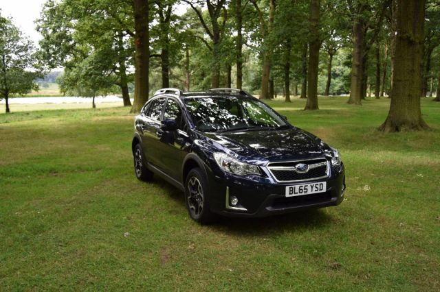 Subaru XV - The Crossover That Does What It Says On The Tin
