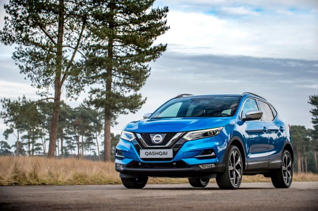 The Evolution of The Nissan Qashqai