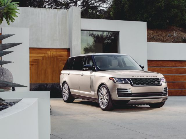 The Most Expensive and Most luxurious Range Rover Ever