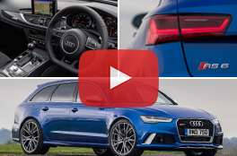 The New Audi RS 6 Avant Performance