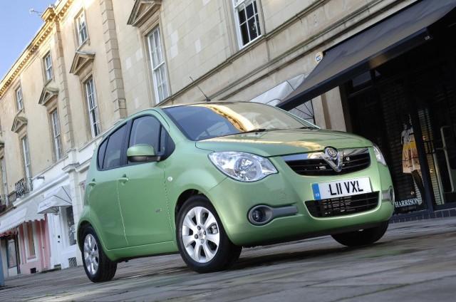 Vauxhall 0% Finance Deals