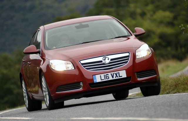 Vauxhall Insignia in £3000 swappage