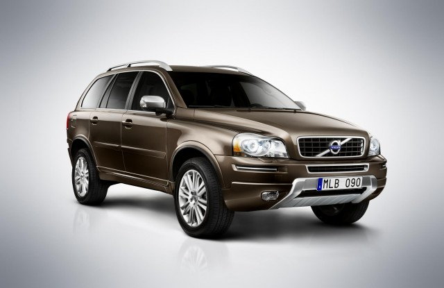 Volvo XC90 available with massive savings