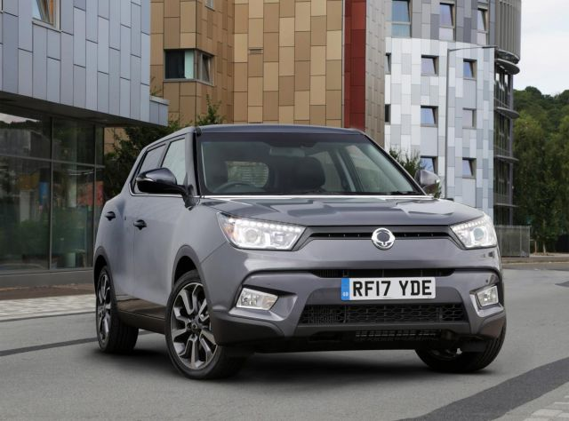 Win New SsangYong Tivoli For A Year
