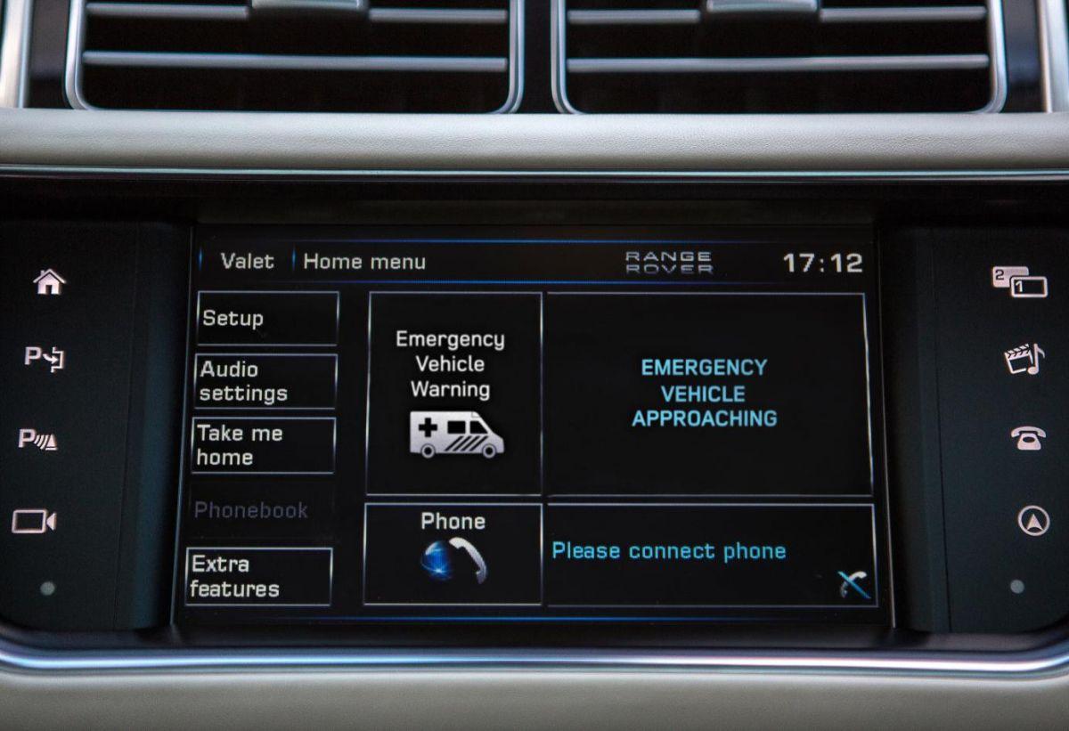 JLR in car entertainment
