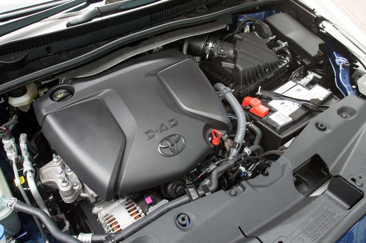 toyota 2015 Engine