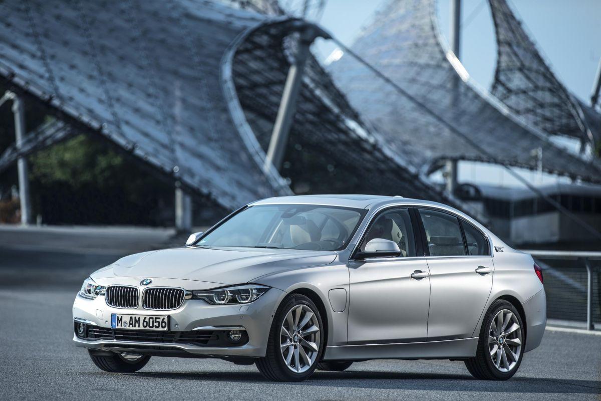 BMW 330e demand exceeds supply