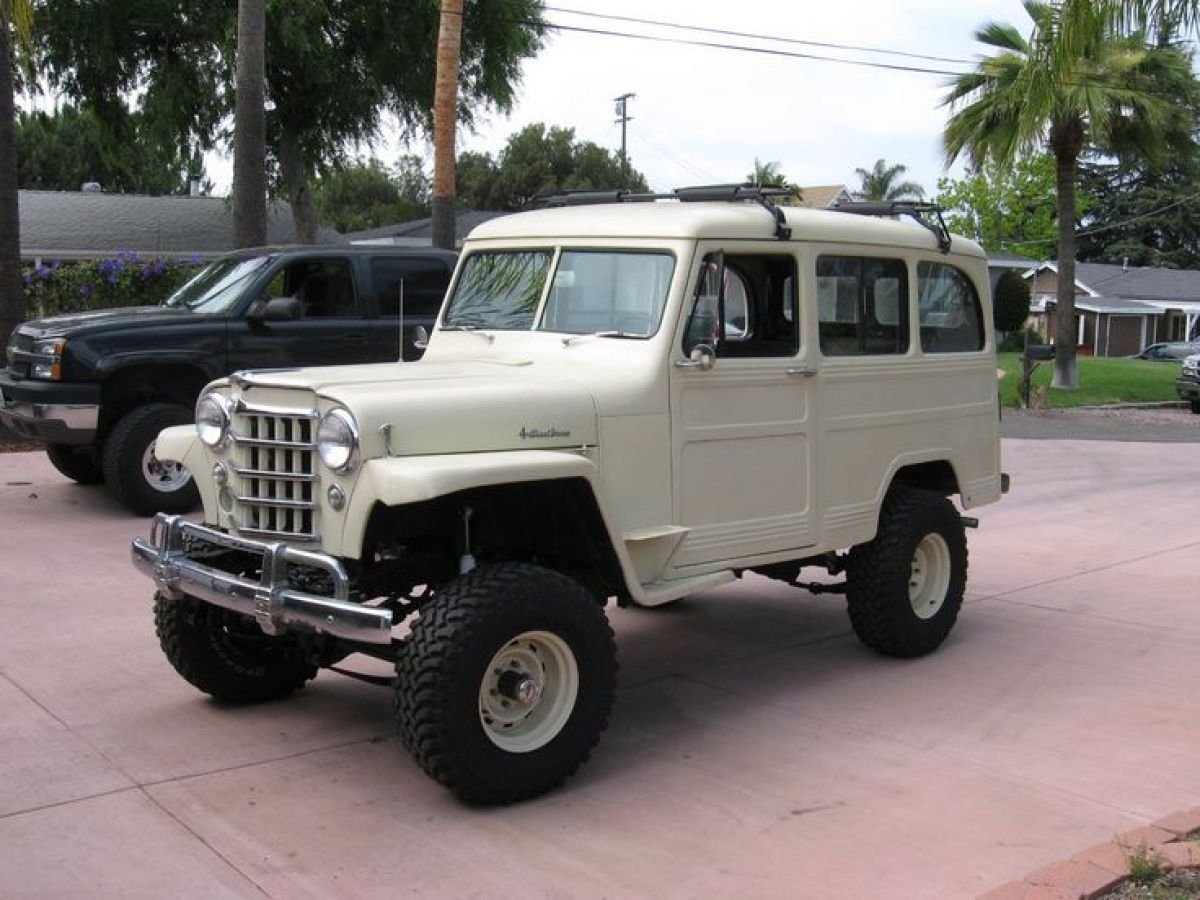 The Evolution Of The Jeep
