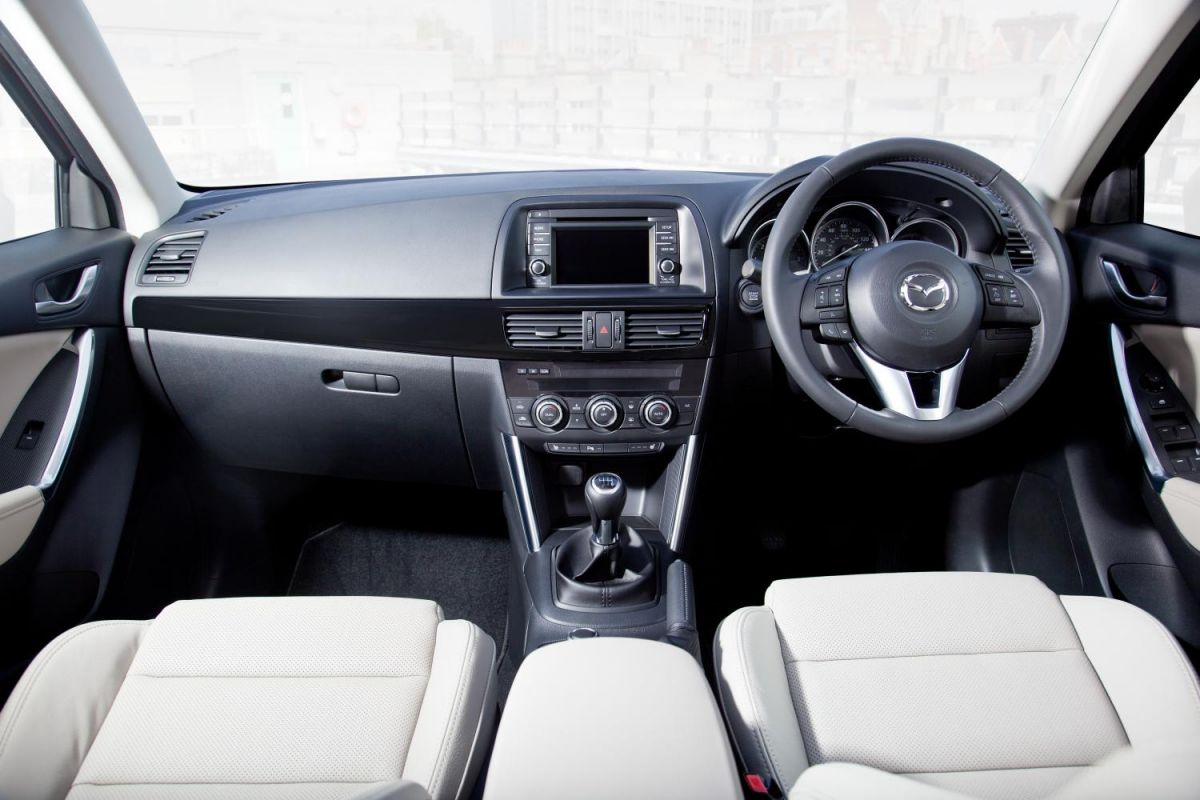 Mazda CX5 2016 overview