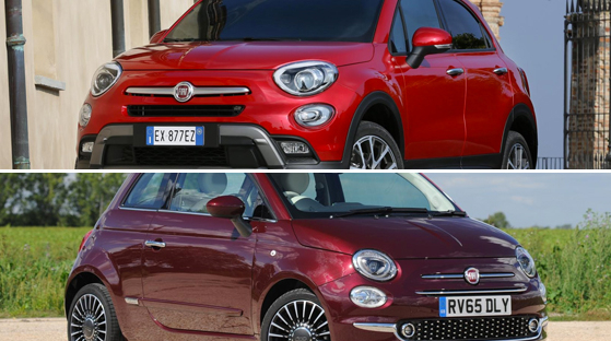 All You Need To Know About the Fiat 500 and 500X