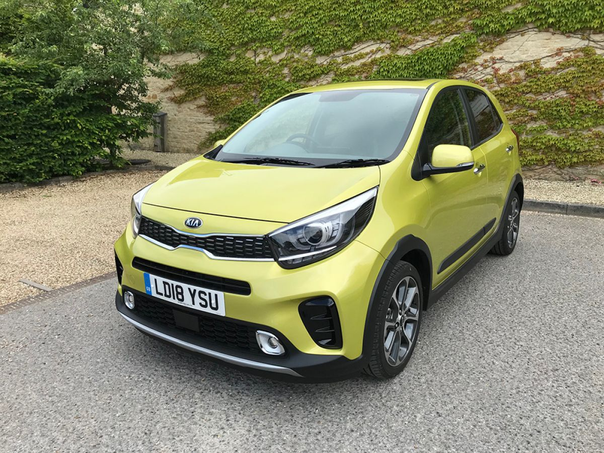 Kia Picanto X-Line S Review