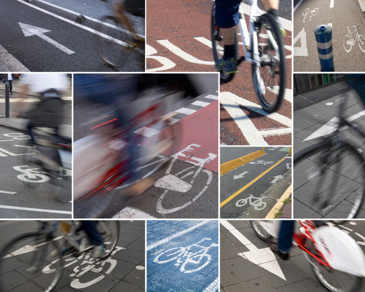 10 Humorous Cycle Lane Fails