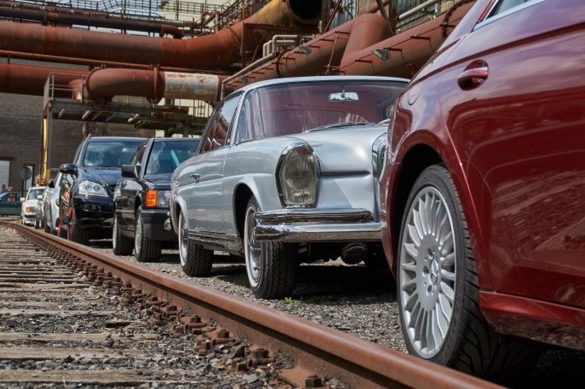 Mercedes-Benz heritage quiz