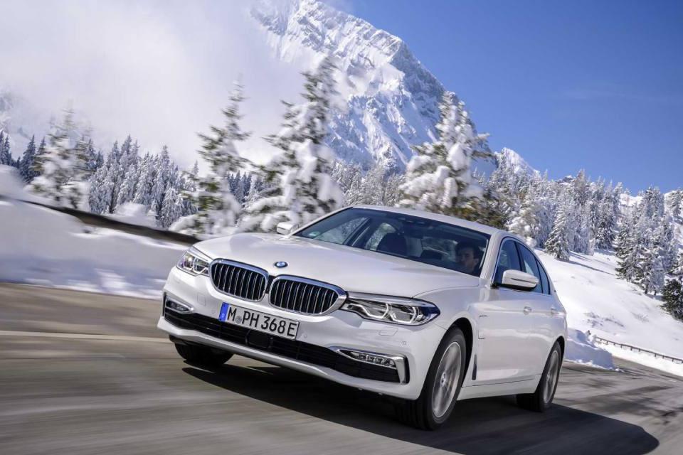 BMW 530e Saloon Plug-in Hybrid
