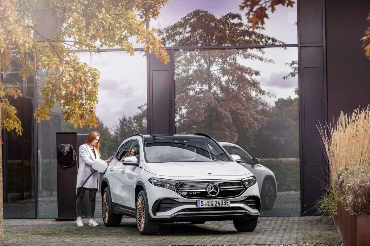 Mercedes Benz Electric Quiz