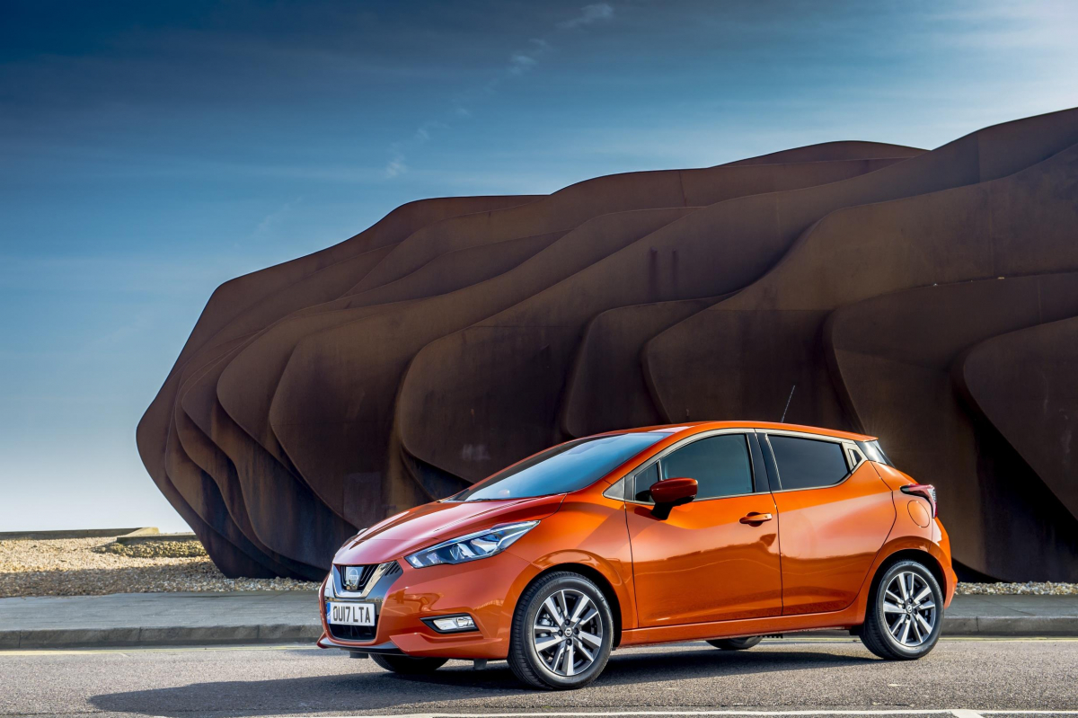 New Nissan Micra Key Strengths Revealed for 2018 Image 4