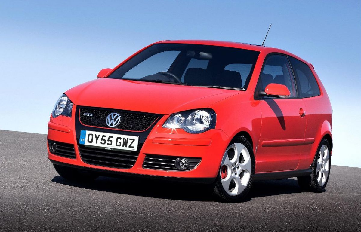 6 Generations of the Volkswagen Polo Image 1