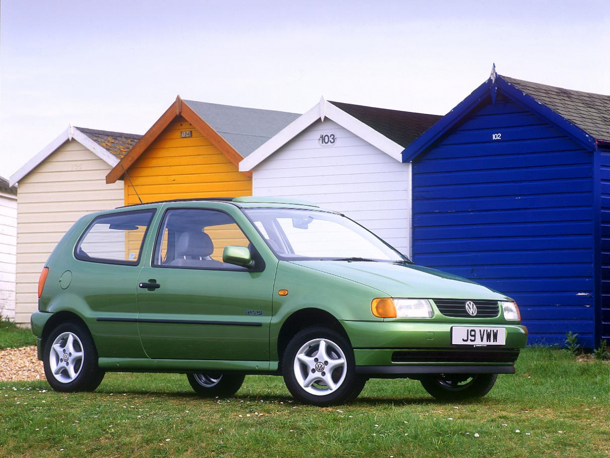 6 Generations of the Volkswagen Polo Image 2